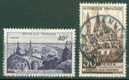Frankreich 935/36 O - Gebraucht