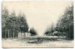 CPA - Carte Postale - Belgique - Camp De Beverloo - Avenue Du Prince Baudouin (SV6765) - Leopoldsburg (Camp De Beverloo)