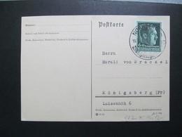 DR Nr. 672, 1938, Brief, EF, Sonderstempel Nürnberg  *DEL2146* - Germany