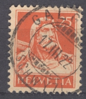 HELVETIA 1921-34: Mi 167 / YT 163, O - FREE SHIPPING ABOVE 10 EURO - Used Stamps