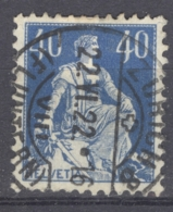 HELVETIA 1921-34: Mi 170 / YT 164, O - FREE SHIPPING ABOVE 10 EURO - Used Stamps