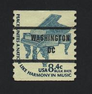 USA 1251 SCOTT 1615C WASHINGTON DC - Etats-Unis