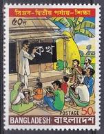 Bangladesch Bangladesh 1980 Erziehung Bildung Education Schule Scools Lernen Learning, Mi. 138 ** - Bangladesch