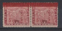 Panama   VARIETE         N° 85**    Double Surcharge   (1906) - Panama