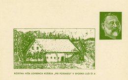 °°° Cartolina Postale Nuova 210 °°° - Jugoslavia