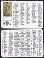 # Calendario Domenicano 2019, Chiesa Dei Ss. Bartolomeo E Stefano Frati Domenicani (BG) - Formato Piccolo : 2001-...