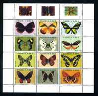 SURINAME 2012 Nr 2539-2550 Postfrisch (700259) - Suriname