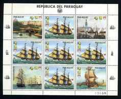 PARAGUAY 1989 Nr 4370 Postfrisch (700266) - Paraguay