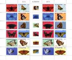 ST.MAARTEN 2012 Nr 55-66 Postfrisch (700393) - Niederlande