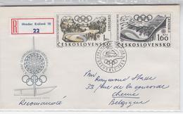 Brief Gelopen - Czechoslovakia