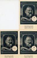 °°° 3 Cartoline Postali Timbrate 212 °°° - Jugoslavia