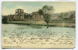 CPA - Carte Postale - Belgique - Abbaye D'Aulne - La Sambre En Amont Des Ruines - 1904 (SV6770) - Thuin