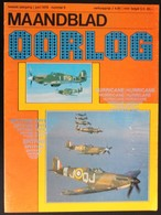 Maandblad Oorlog 2de Jaargang Juni 1979 Nr 6 - Revues & Journaux