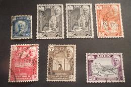 ADEN عدن British Commonwealth 1942 Quaiti State Of Shihr And Mukalla - Aden (1854-1963)