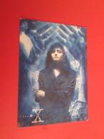 101-125  TRADING CARD TOPPS SERIE TELE X-FILES MULDER SCULLY : N°15 1x05 L'OMBRE DE LA MORT - X-Files