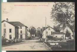 CPA  Saint Maurice Sur Moselle - Route De Bussang - France