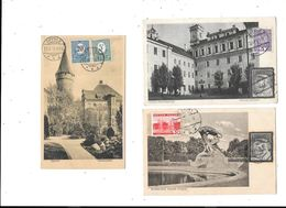 11003 - Lot De 3 CPA De POLOGNE - Pologne