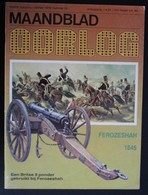Maandblad Oorlog 2de Jaargang Oktober 1979 Nr 10 - Revues & Journaux