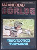 Maandblad Oorlog 2de Jaargang November 1979 Nr 11 - Revues & Journaux