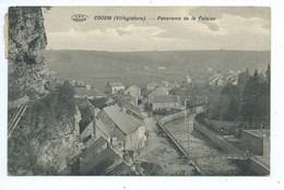 Couvin Panorama De La Falaise ( Fin Des Travaux De La Canalisation ) - Couvin