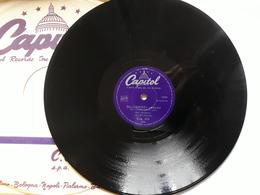 Capitol   -   1953.  Nr. Cap.414. - Ray Antony - 78 G - Dischi Per Fonografi