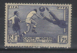 FRANCE   N° 396* (1938) - Neufs