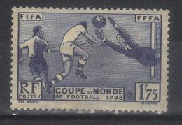 FRANCE   N° 396* (1938) - France