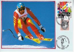 94 Lillehammer - Norvège