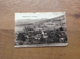 Woerth S Sauer Vue Générale - Cartes Postales