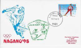 Nagano 98 - Slovénie