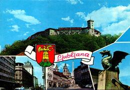 Slovénie - LJUBLJANA - Slovénie