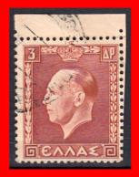 GRECIA – GREECE   SELLO  AÑO 1937 King George II - Usados