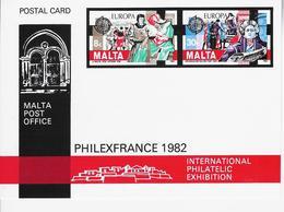 Postkaart - Malte