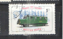 Ungheria  PO 1976 Locomotive Scott.2445+See Scan On Album Tematiche; - Hungary