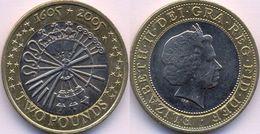 Great Britain UK 2 Pound 2005 VF  - Commemorative - - 1971-… : Monete Decimali