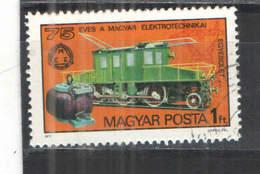 Ungheria  PO 1975 Locomotive Scott.2368+See Scan On Album Tematiche; - Hungary