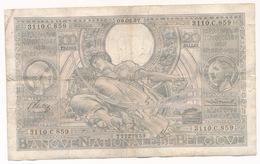 BELGIQUE 100 FRANCS-20 BELGAS 1937  - 2 SCANS - 100 Francs & 100 Francs-20 Belgas
