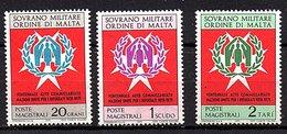 Set 1971 MNH (71) - Malte (Ordre De)