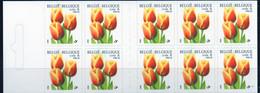 PIA - BEL -1999 - Fiore - Tulipani -  (Yv C2876A) - Libretti 1962-....