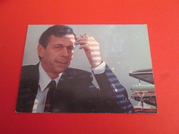 101-125  TRADING CARD TOPPS SERIE TELE X-FILES MULDER SCULLY : N°07 PROFILES L'HOMME A LA CIGARETTE - X-Files