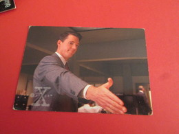 101-125  TRADING CARD TOPPS SERIE TELE X-FILES MULDER SCULLY : N°07 PERSONNAGES ALEX KRYCEK - X-Files