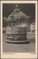 Eiserner Brunnen, Bruck An Der Mur, 1937 - Foto-AK - Bruck An Der Mur