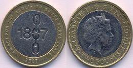Great Britain UK 2 Pound 2007 VF  - Commemorative - - 1971-… : Decimal Coins