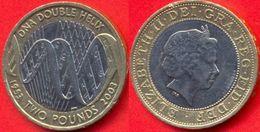 Great Britain UK 2 Pound 2003 VF  - Commemorative - - 1971-… : Decimal Coins