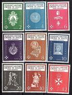 Set  MNH (76) - Malta (Orde Van)