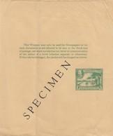 STATIONERY, ENTIER, GUIANA SPECIMEN - Stamps