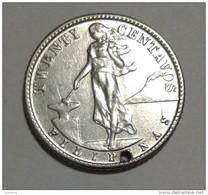 PHILIPPINES TWENTY CENTAVOS  1944 (argent) N°538D - Philippines