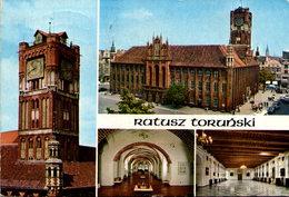 Pologne - Toruń - Multivues - Polonia