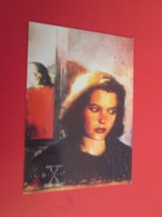 126-150 : TRADING CARD TOPPS SERIE TELE X-FILES MULDER SCULLY : N°22 LE MESSAGE - X-Files