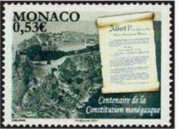"""Monaco YT 2757 """" Constitution """" 2011 Neuf** - Monaco"""